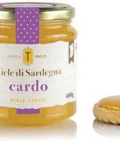 Miele-di-Sardegna-Cardo-400g--Apistica-Tocco