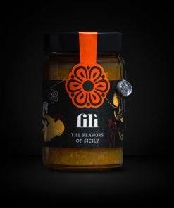Marmellata extra di mandarini Bio di Sicilia - Fili