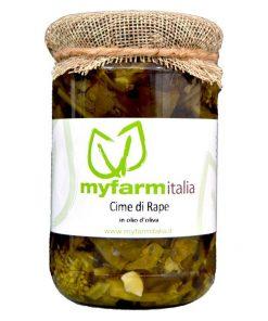 Cime di rapa - Myfarmitalia Az. Agr. Siciliano