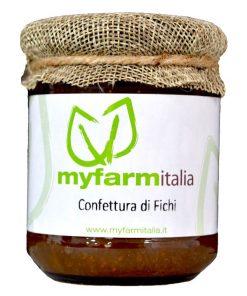 Confettura di fichi - Myfarmitalia Az. Agr. Siciliano