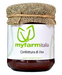 Confettura di uva - Myfarmitalia Az. Agr. Siciliano