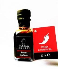 Essenza di Modena al peperoncino 50ml - Acetaia Oddolini