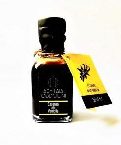 Essenza di Modena alla vaniglia 50ml - Acetaia Oddolini