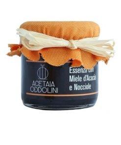Essenza con miele d'acacia e noci - Acetaia Oddolini