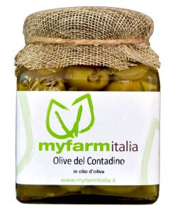Olive del contadino - Myfarmitalia Az. Agr. Siciliano
