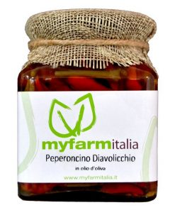 Peperoncino diavolicchio - Myfarmitalia Az. Agr. Siciliano