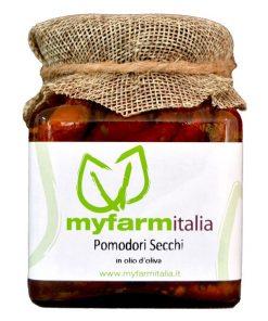 Pomodori secchi - Myfarmitalia Az. Agr. Siciliano