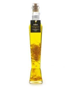 Olio extravergine di oliva aromatizzato all'aglio - Olio Diliberto