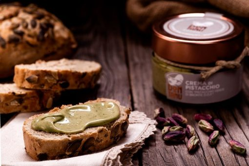 Crema spalmabile di pistacchio verde di Bronte DOP 100g - Don Tanu