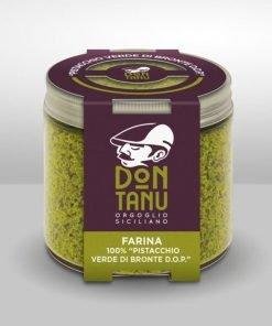 Farina di pistacchio di Bronte DOP 100 g - Don Tanu