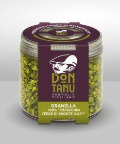 Granella di pistacchio di Bronte DOP 100 g - Don Tanu