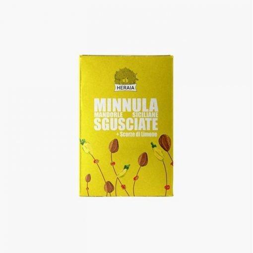 Minnula Mandorle e Scorze di Limone - Heraia