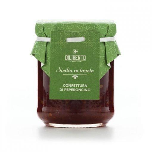 Confettura di Peperoncino - Olio Diliberto