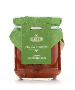 Crema di peperoncino - Olio Diliberto