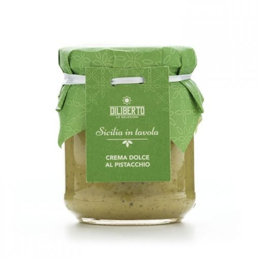 Crema dolce di Pistacchio - Olio Diliberto