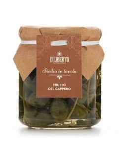 Frutto del cappero - Olio Diliberto