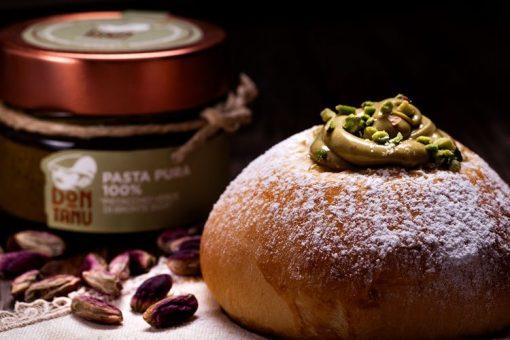 Pasta pura di pistacchio verde di Bronte DOP 100g - Don Tanu