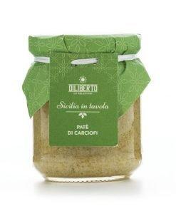 Paté di Carciofi - Olio Diliberto