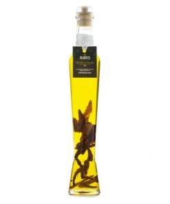 Olio extravergine di oliva aromatizzato al peperoncino – Olio Diliberto
