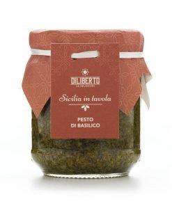 Pesto di basilico - Olio Diliberto