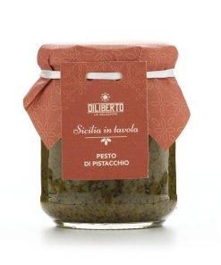 Pesto di pistacchio - Olio Diliberto