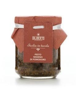 Pesto Nisseno di pomodoro - Olio Diliberto