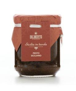 Pesto Siciliano - Olio Diliberto