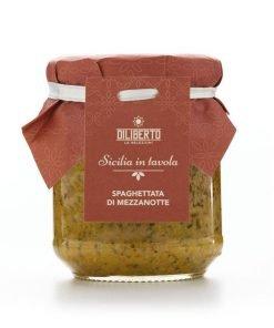 Spaghettata di mezzanotte - Olio Diliberto