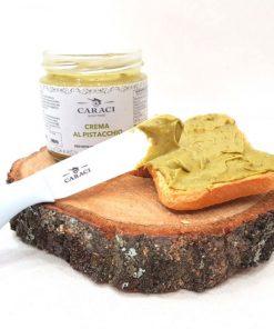 Crema di Pistacchio Spalmabile Siciliana - Caraci