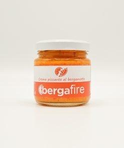 Bergafire - Crema piccante al bergamotto