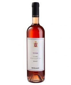 Tetide Vino Rosato Calabria IGT