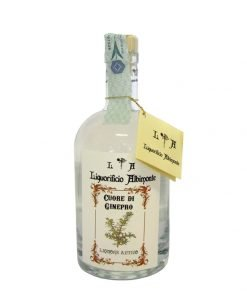 Cuore di Ginepro 50 cL - Liquorista Albimonte