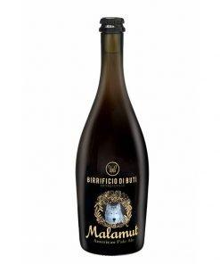 Birra dorata Malamut A.P.A. - Birrificio di Buti