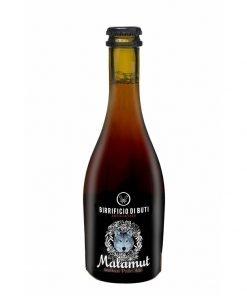 Birra Ambrata Malamut I.P.A. - Birrificio di Buti