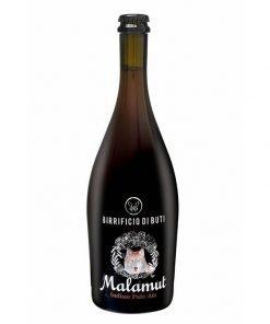 Birra Ambrata Malamut I.P.A.