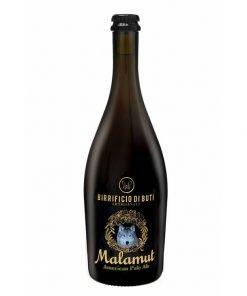 Birra dorata Malamut A.P.A.