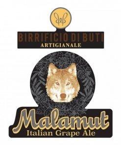 Birra Scura Malamut I.G.A. - Birrificio di Buti