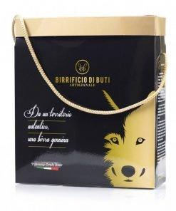 Confezione Regalo Birra Artigianale 2x75cl - Birrificio di Buti