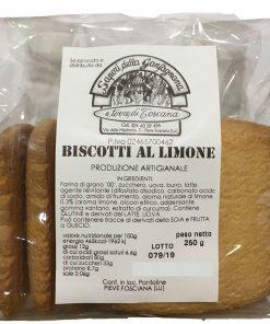 Biscotti al Limone - Sapori della Garfagnana
