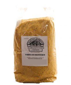 Farina di Granturco 1kg - Sapori della Garfagnana