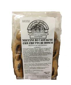Neccini Di Castagne con Frutti di Bosco - Sapori della Garfagnana
