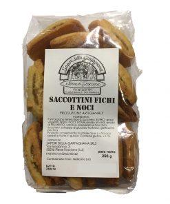 Saccottini Fichi e Noci - Sapori della Garfagnana