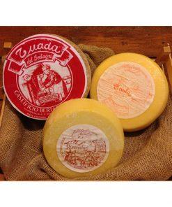 Trittico di formaggi Garfagnini