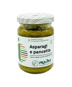 Condimento di Asparagi e Pancetta - Pralina