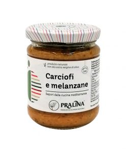 Condimento di Carciofi e Melanzane - Pralina
