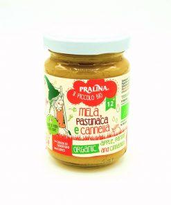 Baby Food Purea di Mela, Pastinaca e Cannella - Pralina