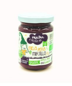 Baby Food Purea di Mela, Pera e Mirtillo - Pralina