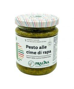 Pesto alle Cime di Rape - Pralina
