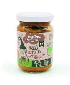 Baby Food Ragù dell'Orto - Pralina