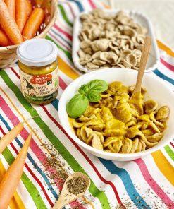 Baby Food Cremina di Patate Dolci e Carotine - Pralina
